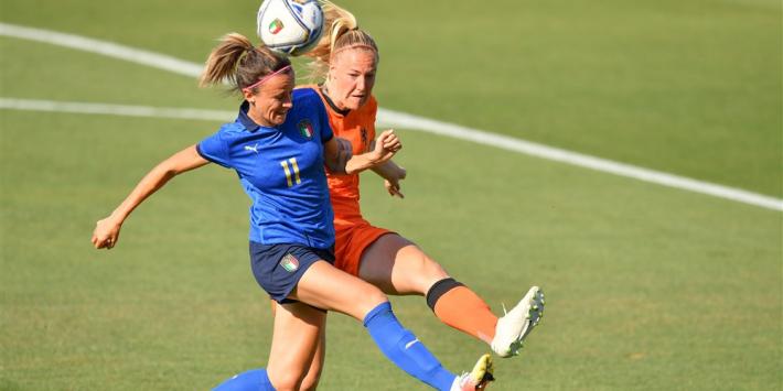 Oranje Leeuwinnen nog niet op stoom in voorbereiding op Spelen