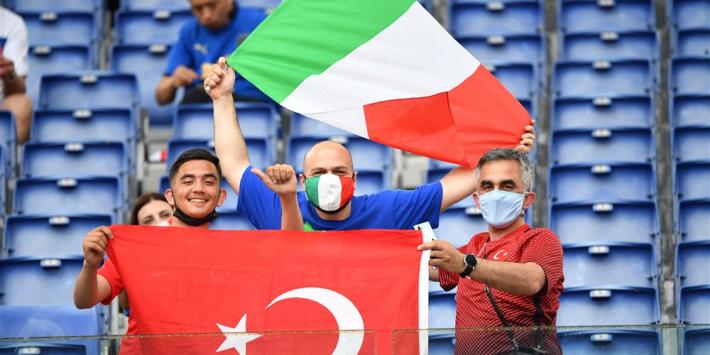 De opstellingen zijn bekend: Kökcü op de bank bij Turkije