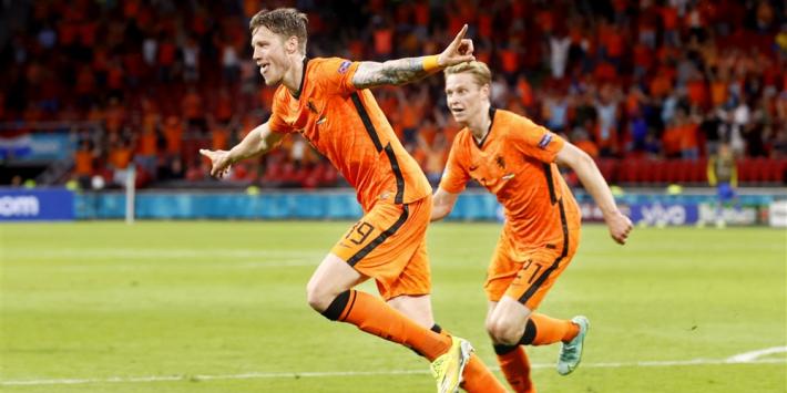 Kans op EK-zege Oranje stijgt: Duitsers en Portugal gepasseerd