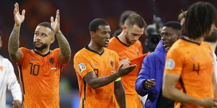 Schema Oranje bekend: dit is de route naar de EK-finale