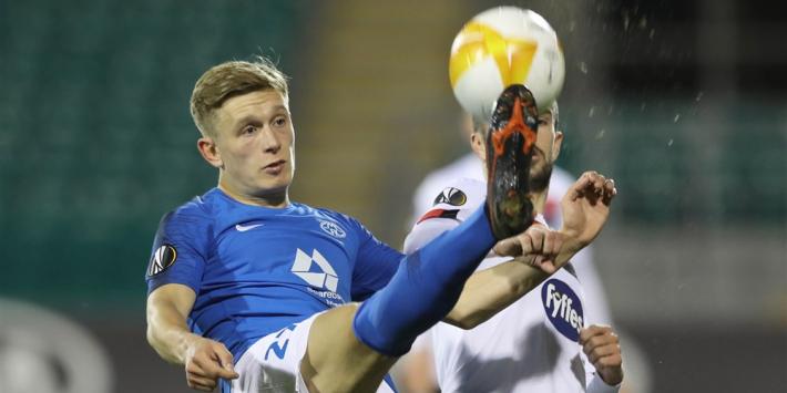 'Feyenoord jaagt op Noorse verdediger van Molde FK'