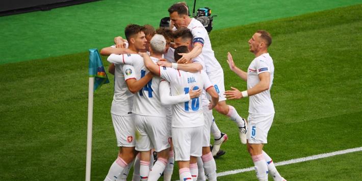 Tsjechië hoopt op achtste finale tegen Nederlands elftal