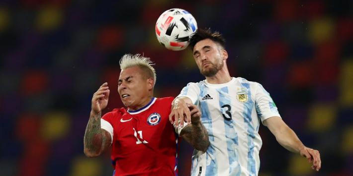 Tagliafico maakt dure overtreding bij Argentijnse Copa-start