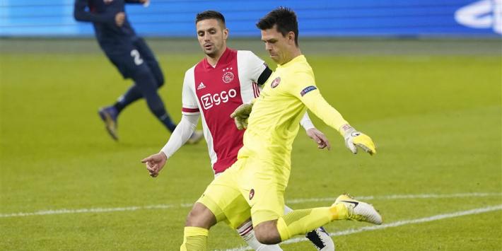 'Feyenoord doet ervaren doelman FC Midtjylland aanbieding'