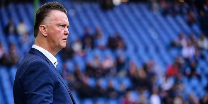 Van Gaal maakt comeback: voor één duel hoofdtrainer van Telstar