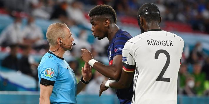 UEFA is mild: Suarezje krijgt geen staartje voor Rüdiger