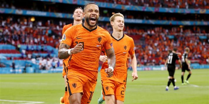 Oranje juicht voor Frankrijk en Hongarije, horrorschema België