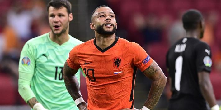 """De Boer verwacht: """"Memphis straks belangrijkste man"""""""