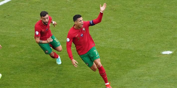 """Ronaldo imponeert opnieuw: """"Het zit in mijn DNA"""""""