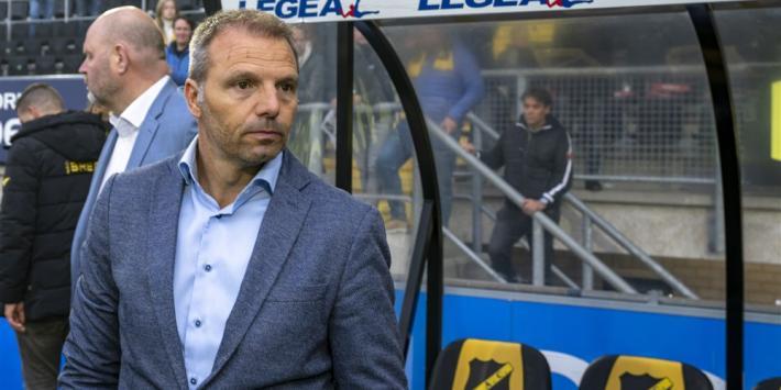 """Steijn gelaten: """"Wil helemaal niet weg bij NAC Breda"""""""