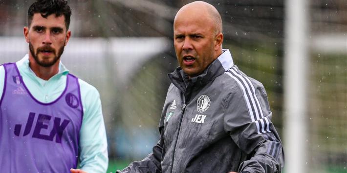 Feyenoord zonder Senesi naar IF Elfsborg, Benita bij de selectie