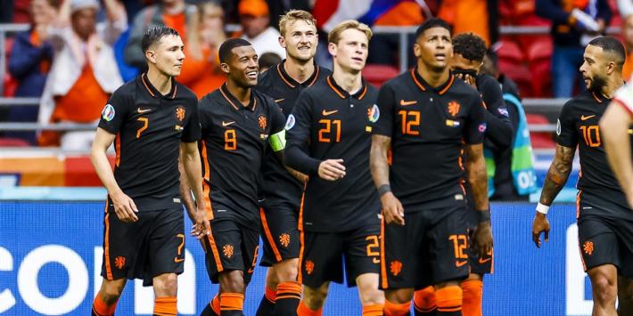 Op deze manier ontloopt Oranje topland uit poule F