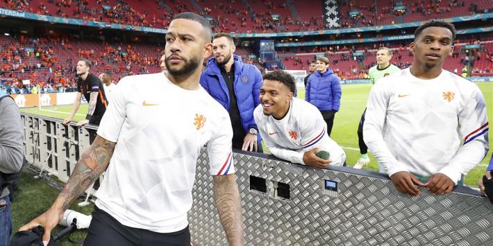 """Vieira ziet Memphis schitteren: """"Een van de sterren van het EK"""""""