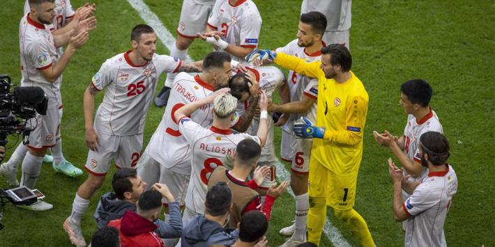Noord-Macedonië overtrad mogelijk coronaregels tegen Oranje