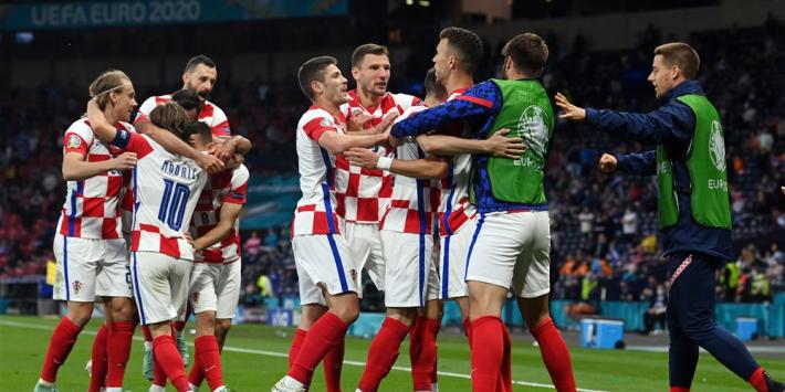 Kroatië overleeft groepsfase en geeft Oranje meer duidelijkheid