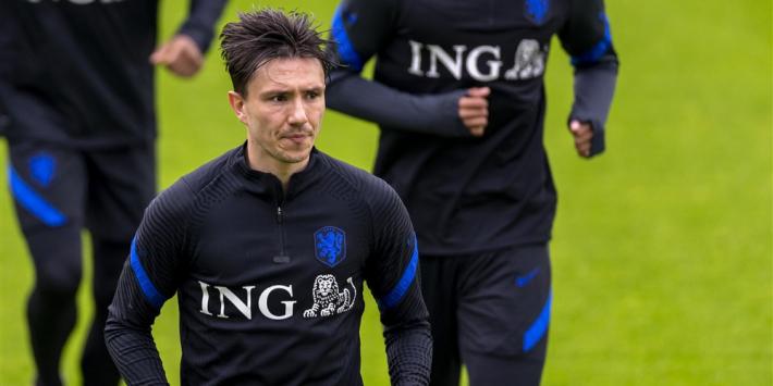 Berghuis raakte op EK overtuigd van Ajax-transfer