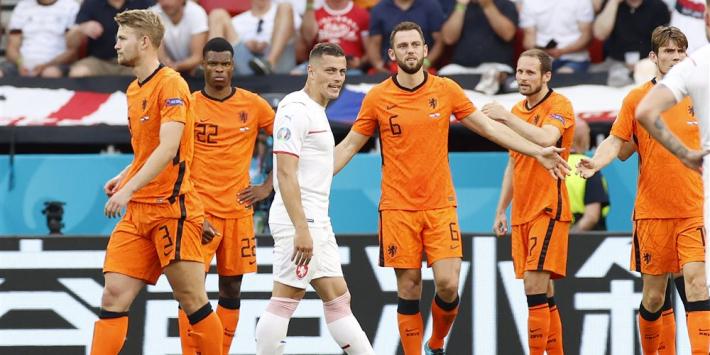 Nederland stijgt ondanks zwak EK op FIFA-wereldranglijst