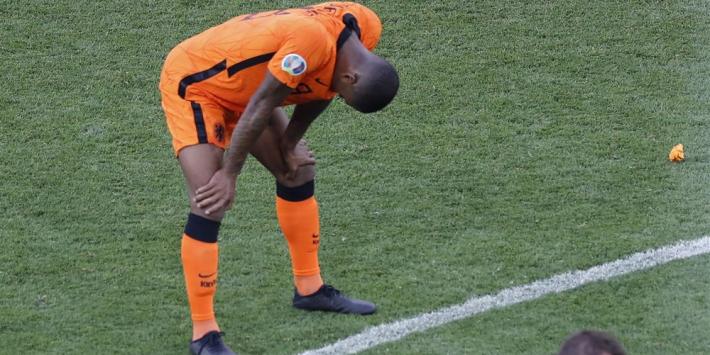 Zéér pijnlijke statistieken voor Oranje: minder gelopen meters