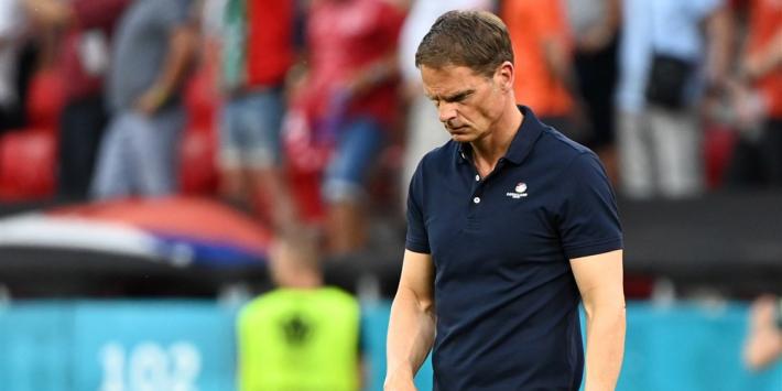 Coach De Boer wil stoppen: zaakwaarnemer solliciteert bij Ajax