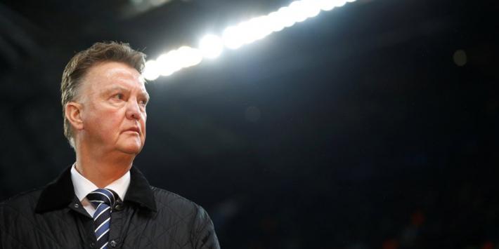 'Van Gaal zet krabbel en moet Oranje naar WK leiden'