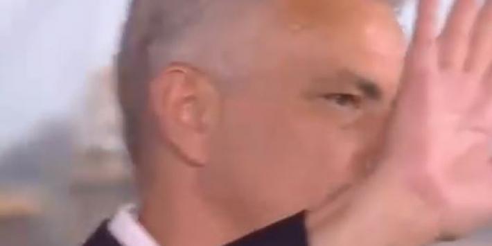 Video: Mourinho geeft eerste persconferentie 'op z'n Mourinho's'