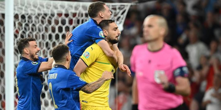 Dit is het beste elftal van het Europees kampioenschap