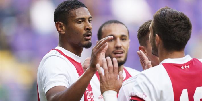 Ajax houdt Duitse grootmacht in bedwang in beladen duel