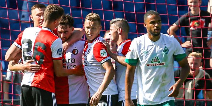 Oefenzege Feyenoord op Werder Bremen bezorgt Slot ook zorgen