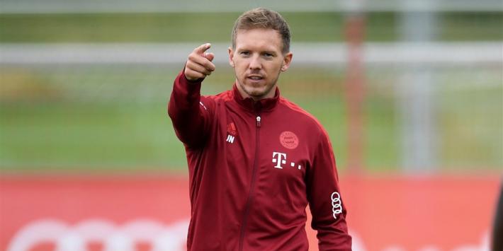 'Bayern München wil Rüdiger', maar Nagelsmann weet van niks
