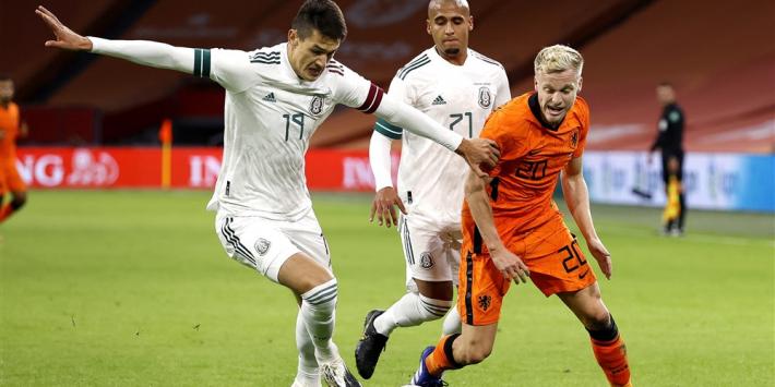 'PSV in onderhandeling over Mexicaans international'