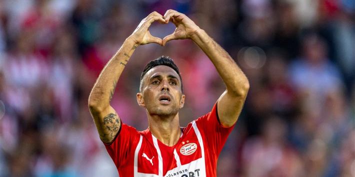 Dit hoge bedrag ontvangt Eran Zahavi van PSV