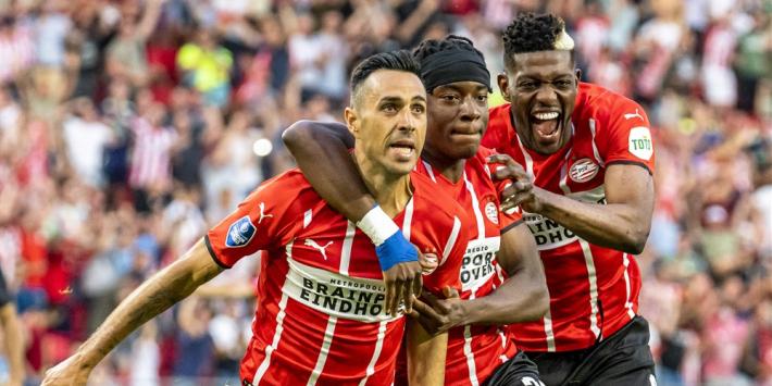 Volgt PSV het voorbeeld van Ajax in de Champions League?