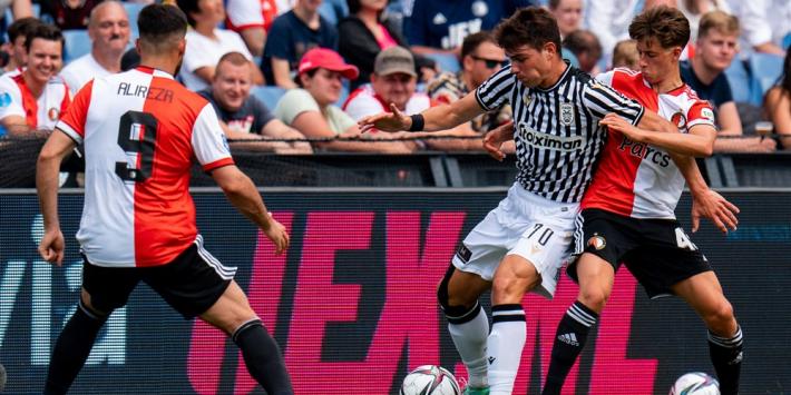 Feyenoord sluit voorbereiding af met prachtaffiche tegen Atlético