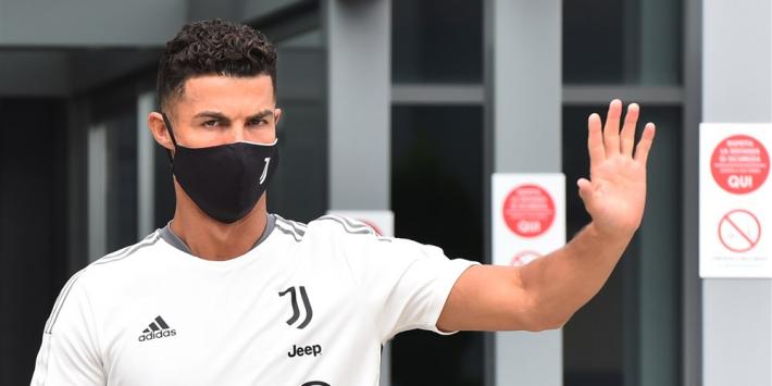 'Mendes voor spoedoverleg in Italië, City doet Ronaldo aanbieding'