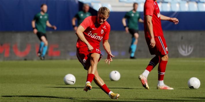 Ødegaard maakt slechte beurt bij Real: 'Martin, word wakker'