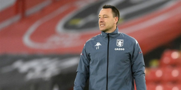 Terry maakt 'enorm moeilijke keuze' en vertrekt bij Aston Villa