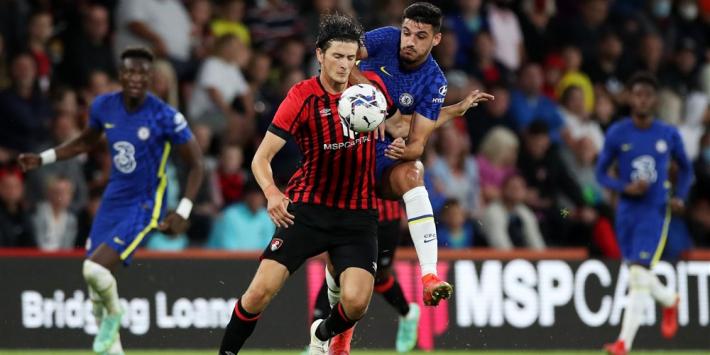 Broja helpt Chelsea aan oefenzege; ook City en Aké winnen