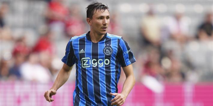 Berghuis kwam pas na Spelen-wens Antony in beeld bij Ajax