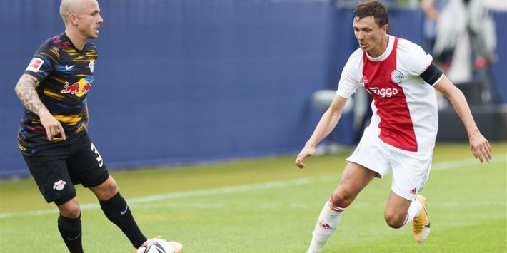 Berghuis moet zich aanpassen bij Ajax en blikt vooruit op PSV