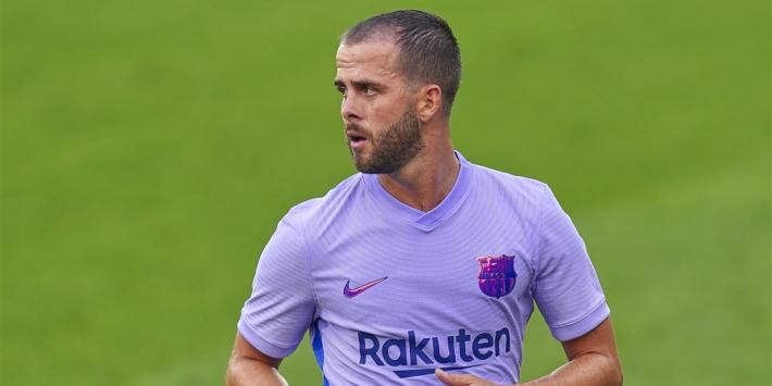 'Pjanic stemt in met vertrek, FC Barcelona druk in onderhandeling'