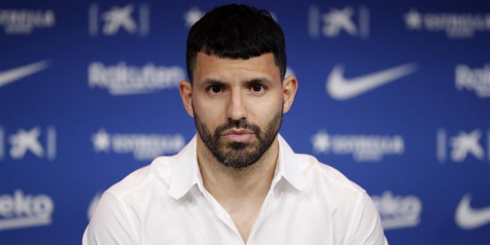 Koeman laat Agüero officieus debuteren bij Barça