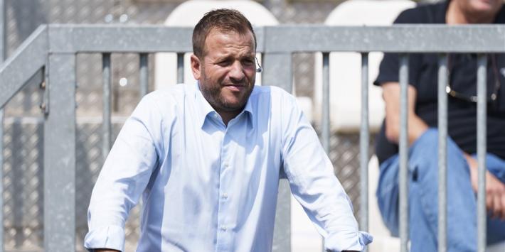 Teleurstellend debuut van trainer Van der Vaart bij Esbjerg fB