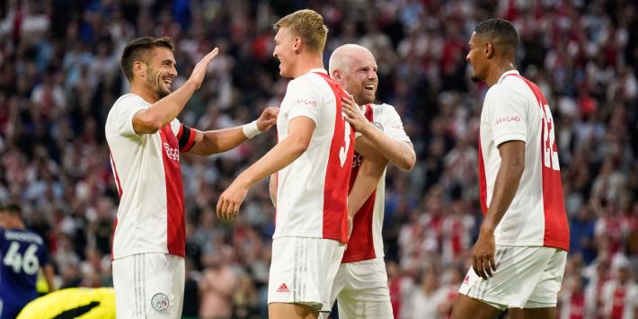 Ajax wil eerste tik aan Sporting uitdelen in spannende CL-groep