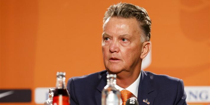 Bizar plan UEFA: Van Gaal krijgt één week voorbereiding voor WK