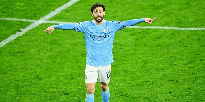 'Silva zit Manchester City dwars bij Kane-deal: ruildeal van de baan'