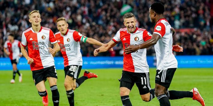 Feyenoord strijdt om eerste Europese punten; Barça wil revanche