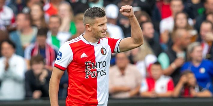 Vermoedelijke basiself Feyenoord: Linssen keert terug