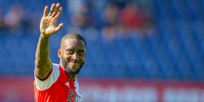 Feyenoord geeft Fer toestemming om transfer af te ronden