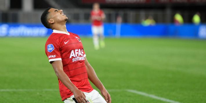 AZ grijpt ondanks zege naast Europa League-ticket