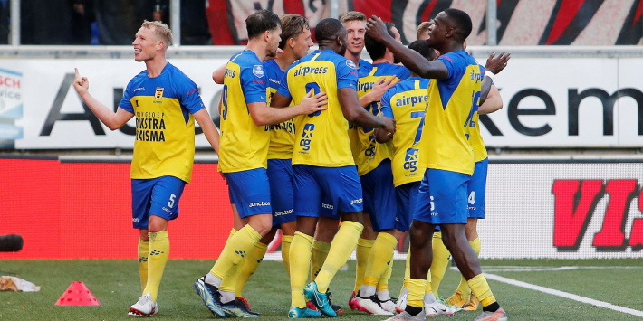 SC Cambuur takes first three-pointer in opposition to temperate FC Twente